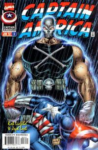 Cover Thumbnail for Captain America (Marvel, 1996 series) #3 [Direct Edition]
