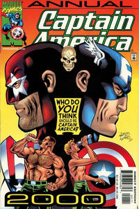 Cover Thumbnail for Captain America 2000 (Marvel, 2000 series)