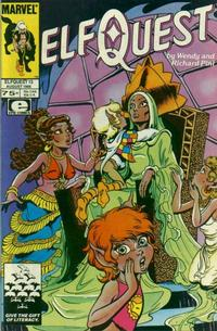 Cover Thumbnail for ElfQuest (Marvel, 1985 series) #13