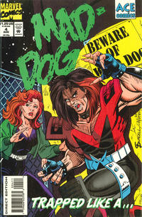 Cover Thumbnail for Mad-Dog (Marvel, 1993 series) #4