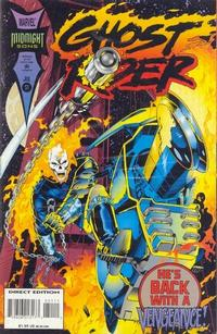 Cover Thumbnail for Ghost Rider (Marvel, 1990 series) #51 [Direct Edition]