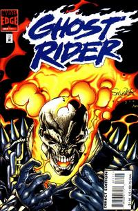 Cover Thumbnail for Ghost Rider (Marvel, 1990 series) #71 [Direct Edition]
