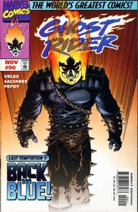 Cover Thumbnail for Ghost Rider (Marvel, 1990 series) #90