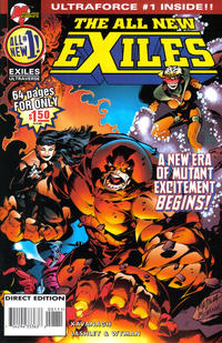 Cover Thumbnail for The All New Exiles (Marvel, 1995 series) #1