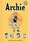 Cover for Archie Archives (Dark Horse, 2011 series) #2