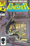 Cover Thumbnail for The Punisher (1986 series) #4 [direct]
