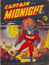 Cover for Captain Midnight (L. Miller & Son, 1950 series) #100