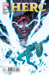 Cover for Herc (Marvel, 2011 series) #9