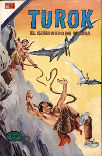 Cover Thumbnail for Turok (Editorial Novaro, 1969 series) #58