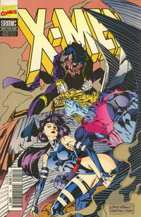 Cover Thumbnail for X-Men (Semic S.A., 1992 series) #14