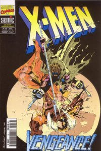 Cover Thumbnail for X-Men (Semic S.A., 1992 series) #19