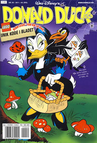 Cover Thumbnail for Donald Duck & Co (Egmont Serieforlaget, 1997 series) #40/2011