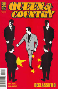 Cover Thumbnail for Queen & Country: Declassified (Oni Press, 2005 series) #3