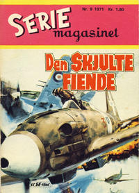 Cover Thumbnail for Seriemagasinet (Se-Bladene, 1955 series) #9/1971
