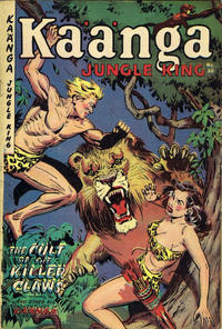 Cover Thumbnail for Ka'a'nga (Superior Publishers Limited, 1952 series) #20