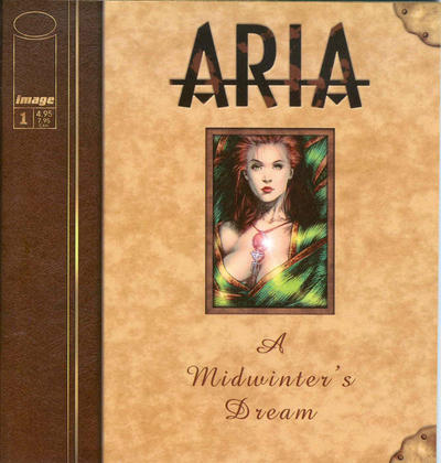 Cover for Aria: A Midwinter's Dream (Image, 2002 series) #1
