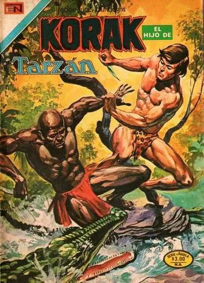 Cover for Korak (1972 series) #54