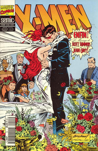 Cover for X-Men (Semic S.A., 1992 series) #15