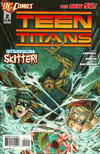 Cover for Teen Titans (DC, 2011 series) #2