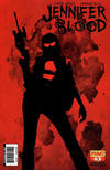 Cover Thumbnail for Jennifer Blood (2011 series) #5