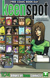 Cover for Keenspot Spotlight 2007 (Keenspot Entertainment, 2007 series)