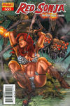 Cover Thumbnail for Red Sonja (2005 series) #33 [Adriano Batista Cover]