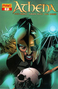 Cover Thumbnail for Athena (Dynamite Entertainment, 2009 series) #1 [Cover B Denis Calero]