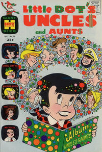 Cover Thumbnail for Little Dot's Uncles and Aunts (Harvey, 1961 series) #25