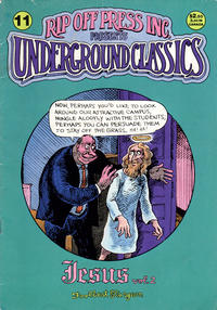 Cover Thumbnail for Underground Classics (Rip Off Press, 1985 series) #11