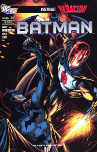 Cover Thumbnail for Batman (Planeta DeAgostini, 2007 series) #37