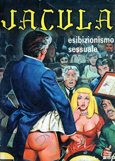 Cover for Jacula (Ediperiodici, 1969 series) #168