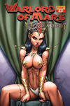 Cover for Warlord of Mars: Dejah Thoris (Dynamite Entertainment, 2011 series) #4 [Cover D - Alé Garza cover]