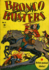 Cover for Bronco Busters (Bell Features, 1950 series) #6