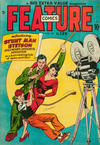 Cover for Feature Comics (Bell Features, 1949 series) #139