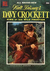 Cover Thumbnail for Walt Disney's Davy Crockett King of the Wild Frontier (1955 series) #1 [Canadian edition]