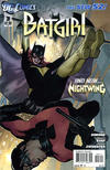 Cover for Batgirl (DC, 2011 series) #3