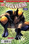 Cover for Wolverine (Marvel, 2010 series) #18 [Marvel Comics 50th Anniversary Variant Cover]