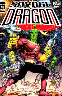 Cover Thumbnail for Savage Dragon (Image, 1993 series) #175