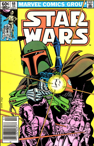 Cover for Star Wars (Marvel, 1977 series) #68