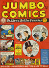Cover Thumbnail for Jumbo Comics (1938 series) #2 [Price variant]