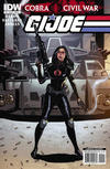 Cover for G.I. Joe (2011 series) #5 [Cover A]