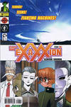 Cover for Cannon God Exaxxion (Dark Horse, 2001 series) #8