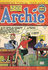 Cover for Archie Comics (Bell Features, 1948 series) #40