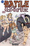 Cover for Battle Girlz (Antarctic Press, 2002 series) #3