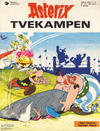 Cover Thumbnail for Asterix (1969 series) #4 - Tvekampen [5. opplag]