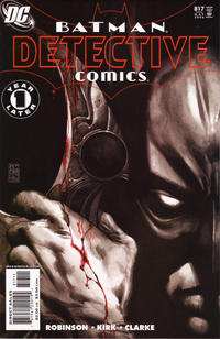 Cover Thumbnail for Detective Comics (DC, 1937 series) #817 [First Printing; Direct]