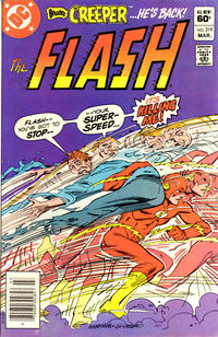 Cover for The Flash (DC, 1959 series) #319 [Direct-Sales]