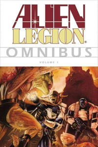 Cover Thumbnail for Alien Legion Omnibus (Dark Horse, 2009 series) #1
