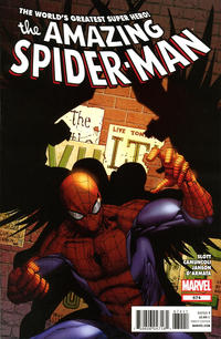 Cover Thumbnail for The Amazing Spider-Man (Marvel, 1999 series) #674