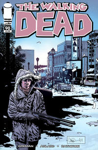 Cover Thumbnail for The Walking Dead (Image, 2003 series) #90